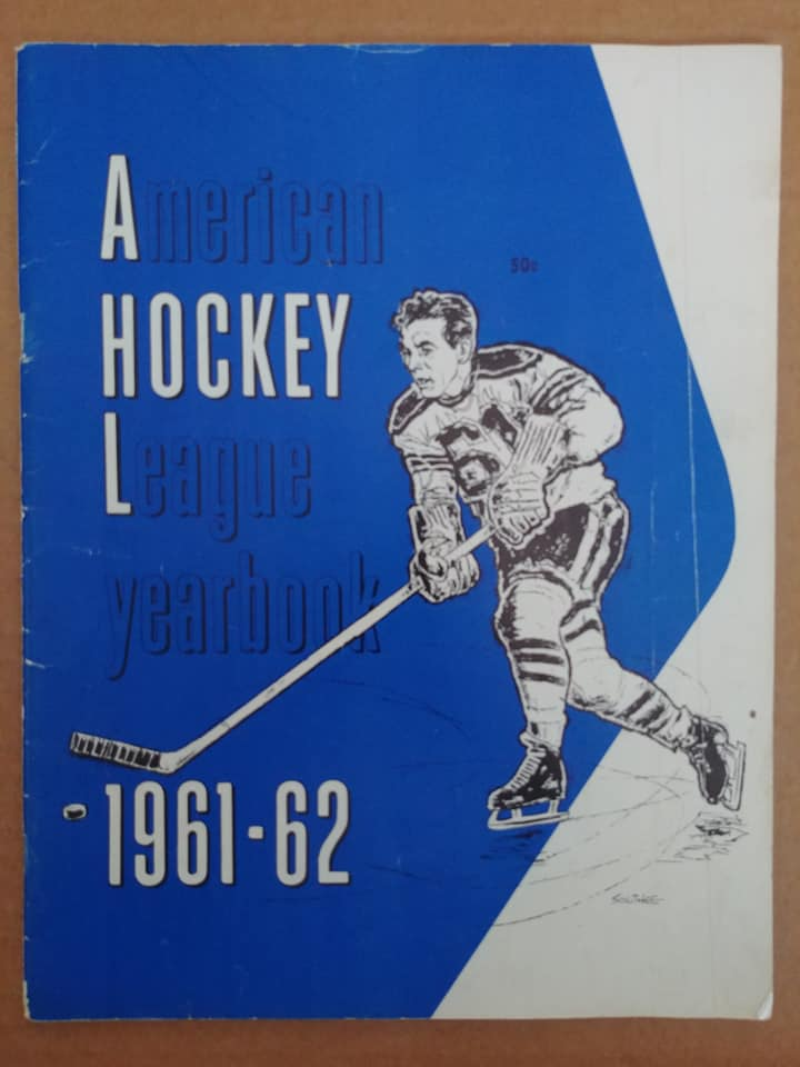 Minor League Hockey Media Guides Adanac Antiques Collectibles